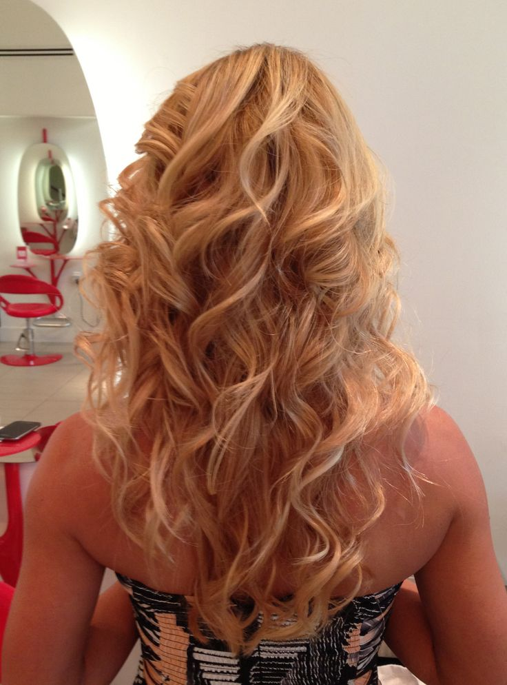 Balmainized by Jessica Keglovich! After #Balmain hair extensions... #jessicakeglovich