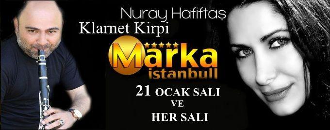 Nuray Hafiftaş Konseri Marka İstanbull'da http://geceturk.com/nuray-hafiftas-konseri-marka-istanbullda/
