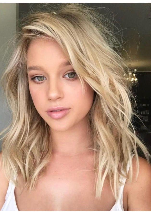 Trendy Hairstyles Ideas Notitle Summer Blonde Hair Light