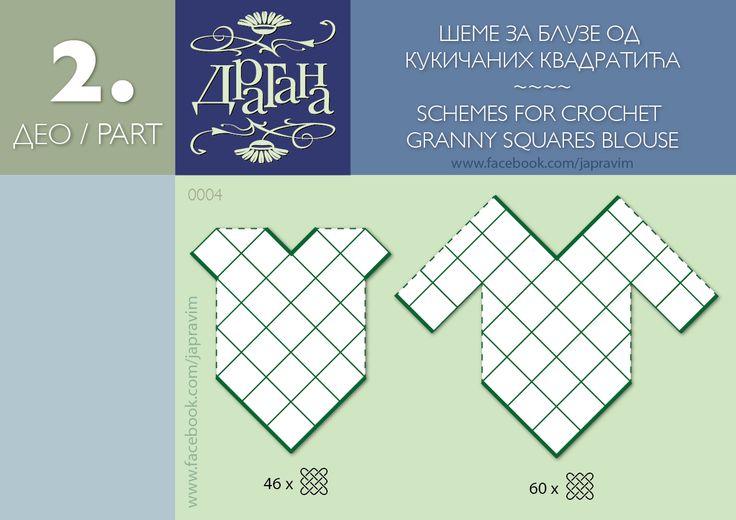 How to make v neck tops from squares courtesy of facebook.com/japravim
