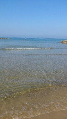 Prato Ranieri e la bassa marea #follonica #grosseto #tuscany
