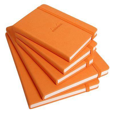 Cahier Webnotebook ligné Orange