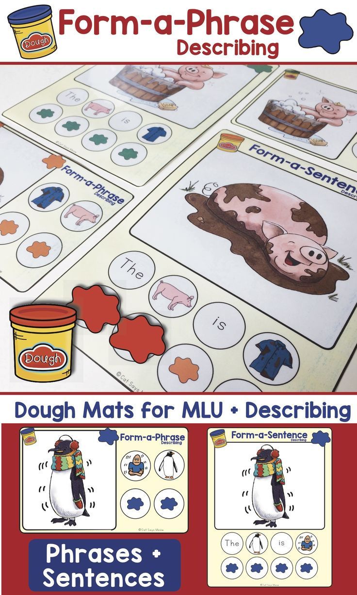 descriptive speech Help your child learn basic concepts by modeling descriptive words talk to your child about everything you see and hear in your environment.
