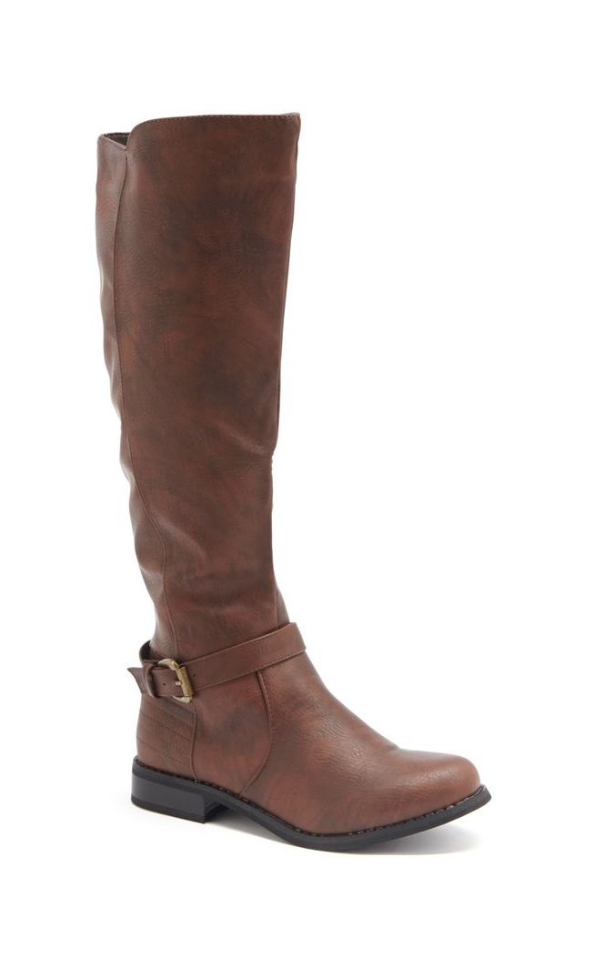 Brown Cissy 9 Boot
