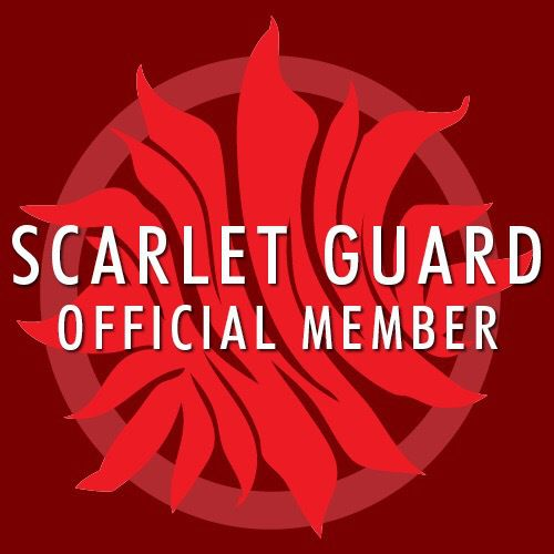 Scarlet Guard Red Queen by Victoria Aveyard – Same!