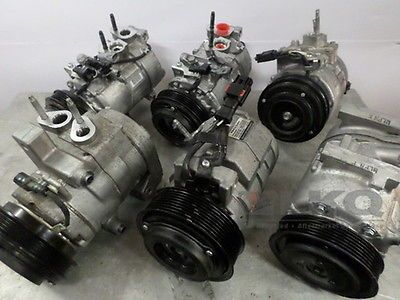 2013-2016 VW Volkswagen Jetta AC Air Conditioner Compressor Assembly 100k OEM
