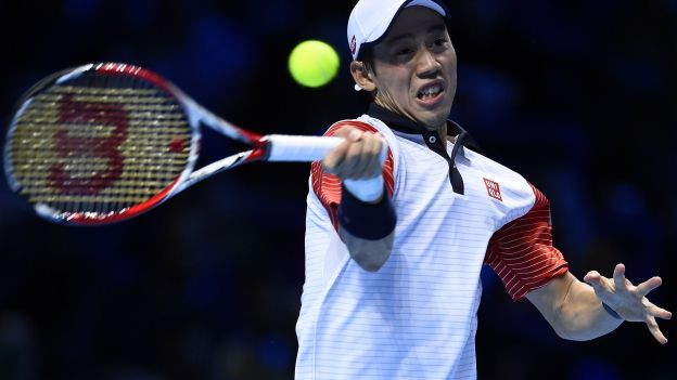 Kei Nishikori vs David Ferrer en vivo por el ATP World Tour Finals #Depor
