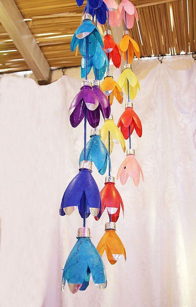 Recycled Plastic Bottle Crafts DIY Projects Craft Ideas & How To's for Home Decor with Videos