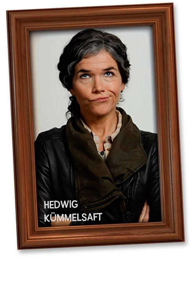 Anke Engelke ist Hedwig Kümmelsaft #Gespensterjäger #AnkeEngelke #Gespensterjaeger