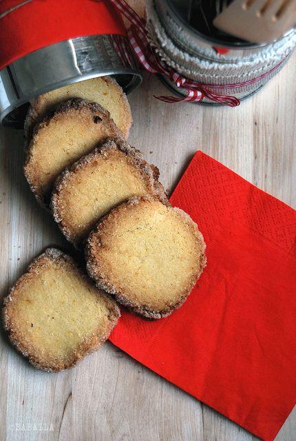 Galletas de naranja /Orange cookies