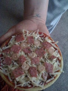 Slimming World recipes: Smash Pizza