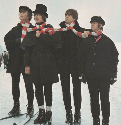 I fell in love w/The Beatles when I was 4 years old!! 44 years later..I still LOVE them!! and Paul..I will LOVE you forever<3 :)