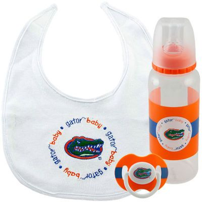 Florida Gators 3-Pack Baby Gift Set