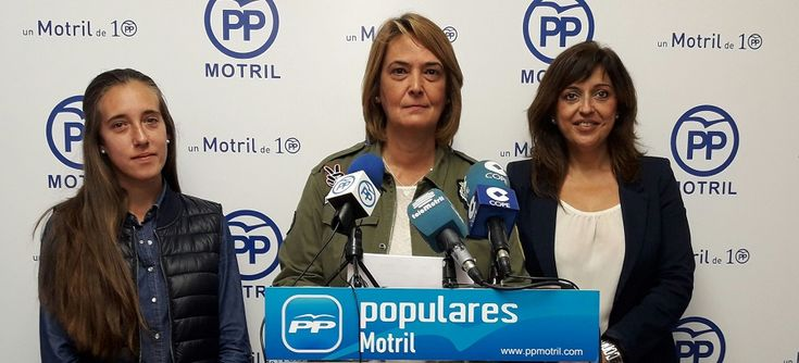 """MOTRIL.García Chamorro: """"Susana Díaz vino a exigir mucho al Gobierno Central y a no comprometerse en nada por parte de la Junta de Andalucía con Motril y"""