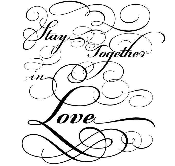 Best 25 Tattoo Lettering Generator Ideas On Pinterest: Best 25+ Cursive Fonts For Tattoos Ideas On Pinterest