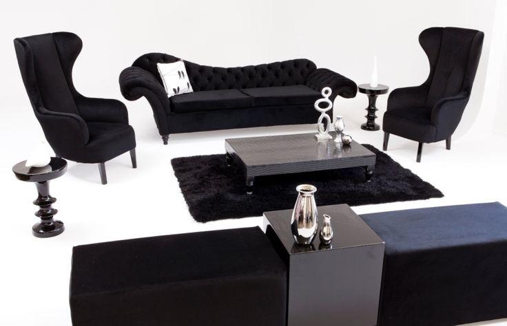 Black Tom Dixon Lounge