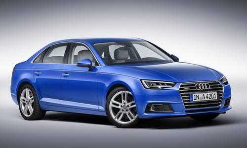 #Audi #A4. La berline du progrès.