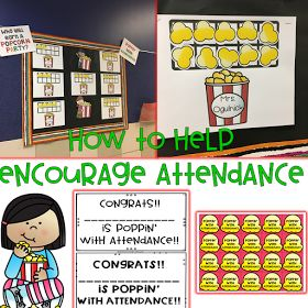 Adventures in Kinder and Beyond: Attendance Incentives