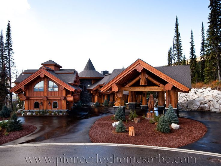 View our gallery of log post and beam homes a great for Columbia flooring canada
