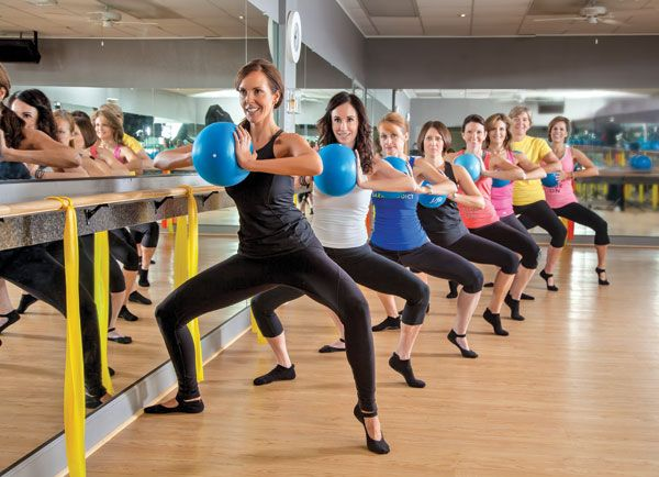 Barre classes merge emphasis on calming the mind with focus on conditioning the body by combining yoga-inspired techniques, Pilates and classical ballet.