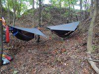 Купить гамак-палатку HAMMOCK VELOTURIST