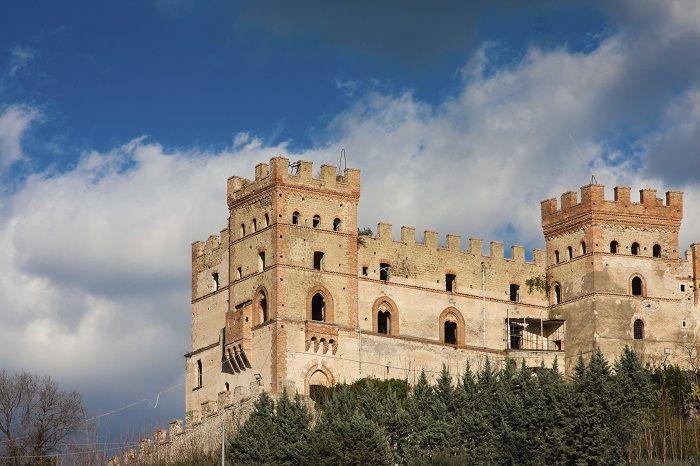 La Castelluccia di Battipaglia, Campania