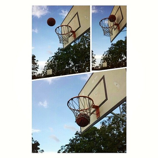Happy New Year! Starting 2015 getting active playing basketball  | A Bella Adventure | http://instagram.com/p/xSwvT8QHXO