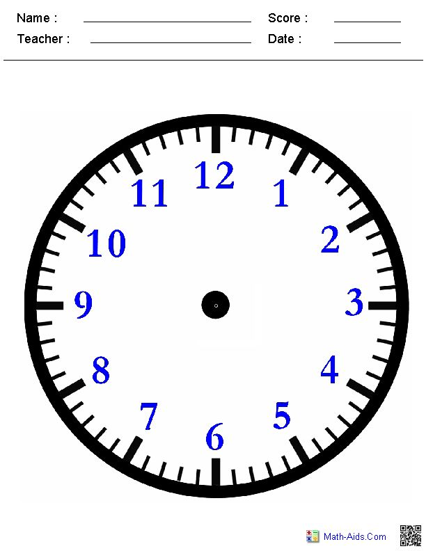 Best 25+ Blank clock ideas on Pinterest Learn to tell time - clock face template