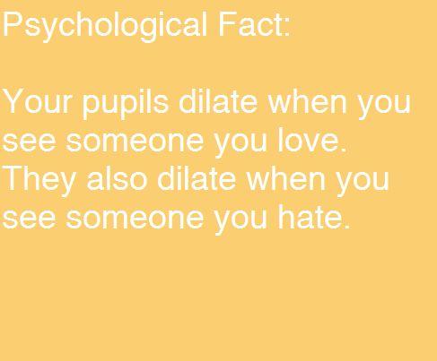 Psychological fact