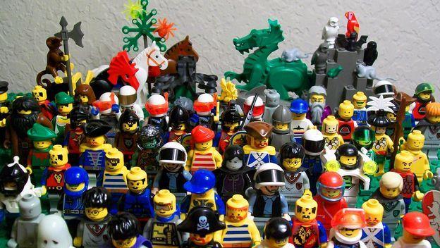 Comprar juguetes de Lego es más rentable que invertir en oro
