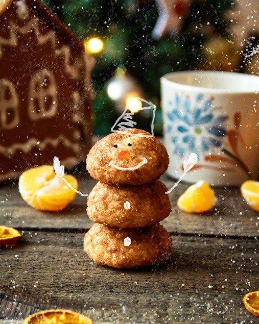 Рецепт мягкого имбирного печенья