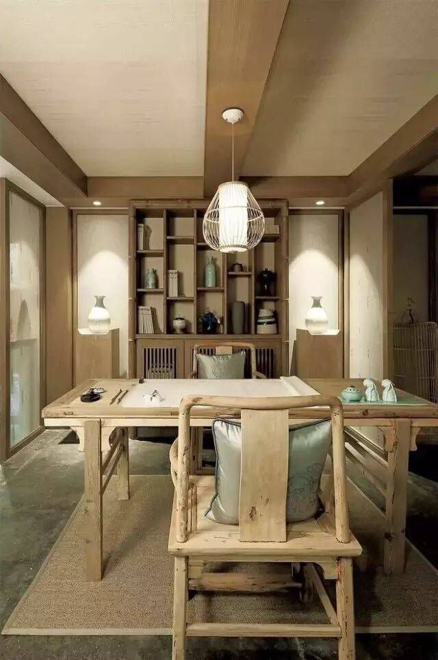 Holiday Style Design Chinese Interior