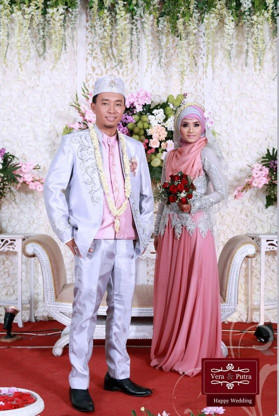moslem wedding - resepsi