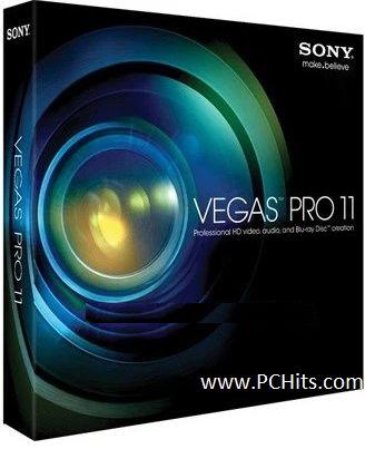 Sony Vegas Pro 11 Crack + Serial Number Full Free Download