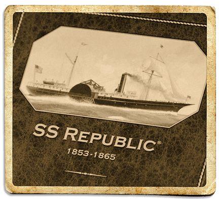 SS Republic Shipwreck Treasure