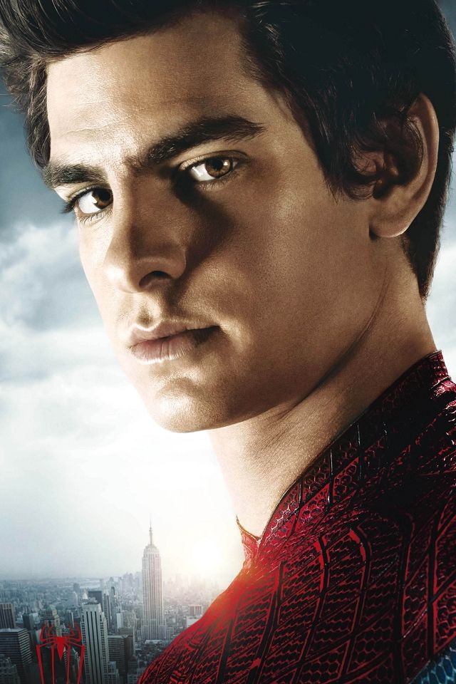 The Amazing Spiderman- Andrew Garfield