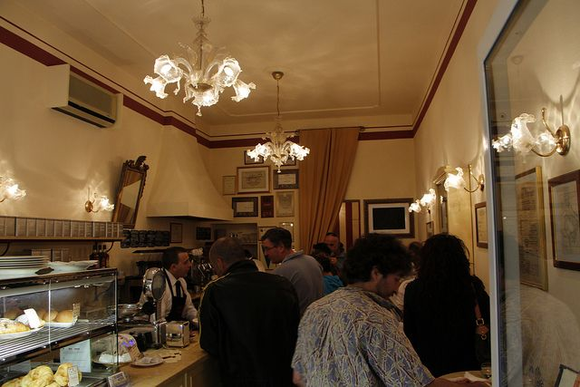 """Caffe Terzi, Bologna  - """"A guide to ordering coffee in Italy"""" by @Rachelle Lucas"""