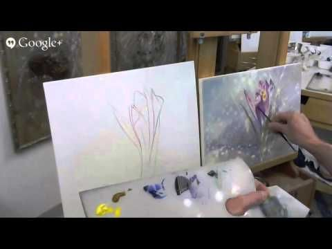 Рукоделие Онлайн 7 день Лора Палмер Александр Маранов ч 2 - YouTube
