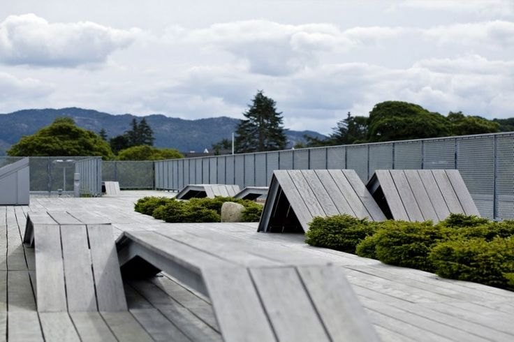 Henning Larsen Architects   Jåttå Vocational School