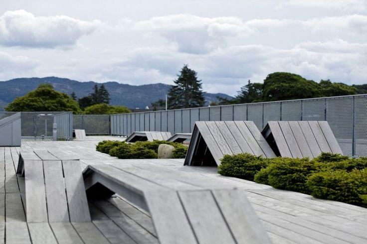 Henning Larsen Architects | Jåttå Vocational School
