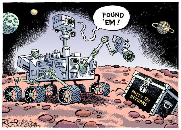 mars rover comic funny - photo #23