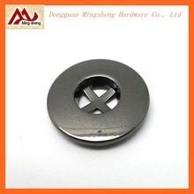 wholesale metal four hole buttons for coats