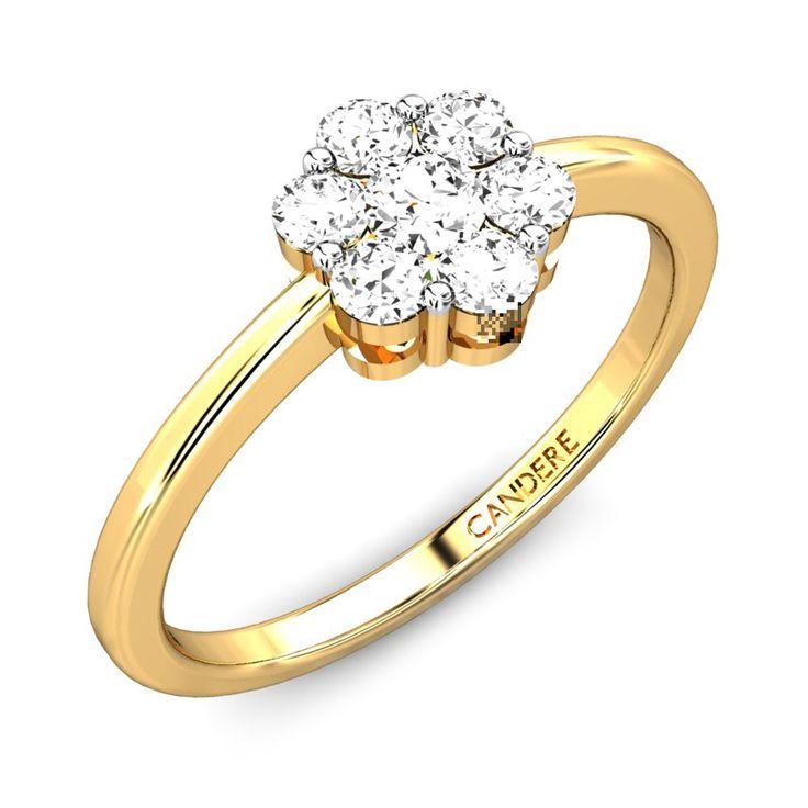 Upasana Diamond Ring