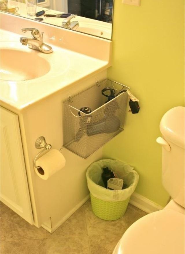 Idea for small bathrooms