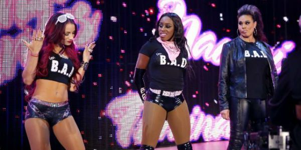 "Team Bad WWE Naomi | WWE SmackDown Report (8/6/15): The Good, The Bad, And The ""Huh?-gly ..."