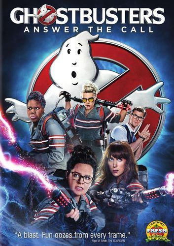 Ghostbusters: Answer the Call [DVD] [2016]
