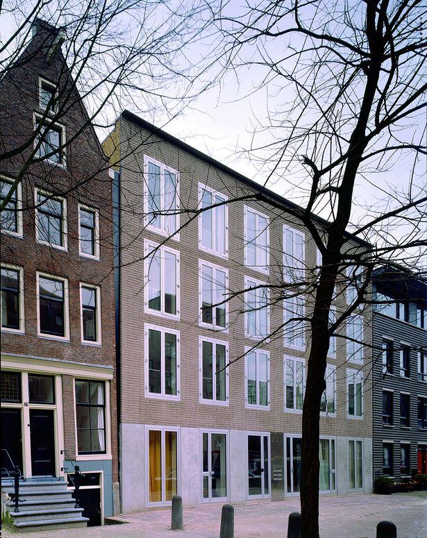 Hoogte and Laagte Kadijk, Amsterdam, building n.4    Claus en Kaan Architecten; Photo Christian Richters   Archinect