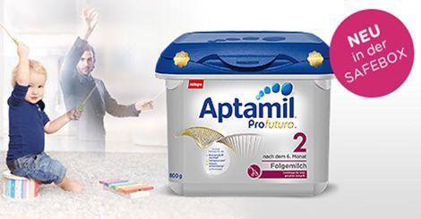 Aptamil Profutura Folgemilch Test