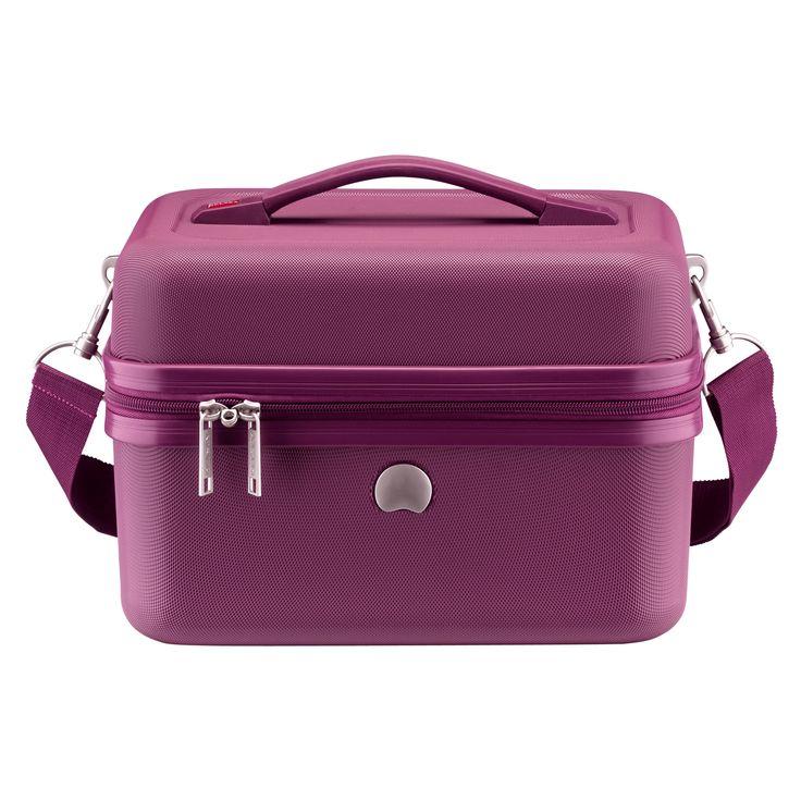 DELSEY - CHAUMONT beauty case #purple #travel #vanity
