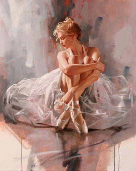 """isadorajoshua: """"You must have chaos within you to give birth to a dancing star."""" *Friedrich Nietzsche*Artist: Richard Johnson"""